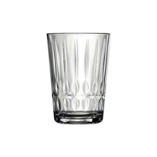 Paşabahçe Glaze Su Bardağı 6lı (52619)