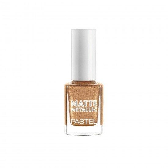 Pastel Matte Metallic Nail Polish 506