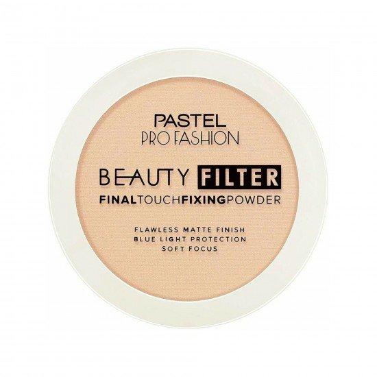 Pastel Sabitleme Pudrası Beauty Filter 01