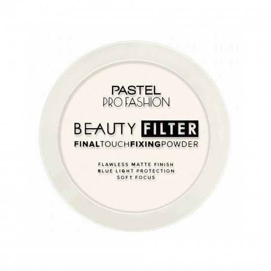 Pastel Sabitleyici Pudra - Profashion Final Touch Fixing Powder No 00