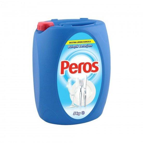 Peros Sıvı Bulaşık Deterjanı Limon 5 kg