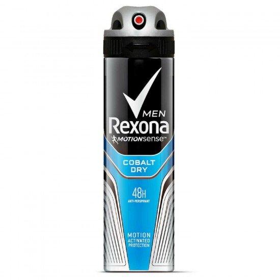 Rexona Cobalt Dry Erkek Deodorant Sprey 150 Ml