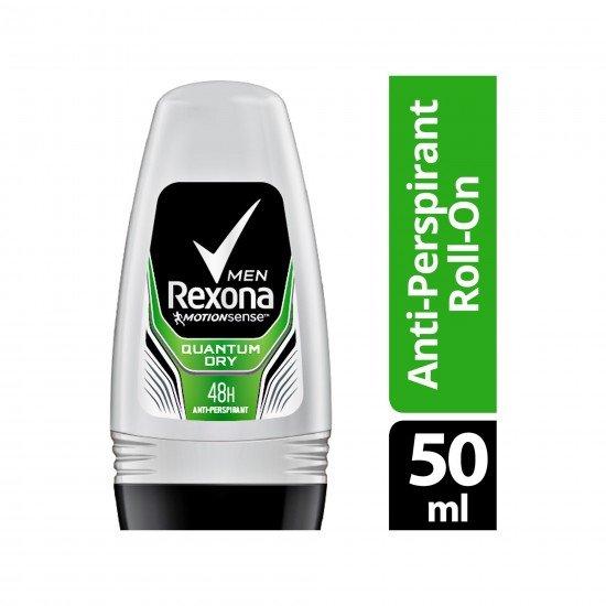 Rexona Quantum Dry Erkek Roll-On Deodorant 50 Ml