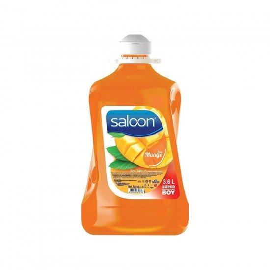 Saloon Sıvı Sabun 3,6 Lt Mango