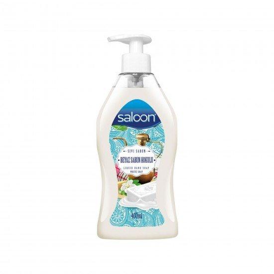 Saloon Sıvı Sabun Beyaz Sabun 400 ML