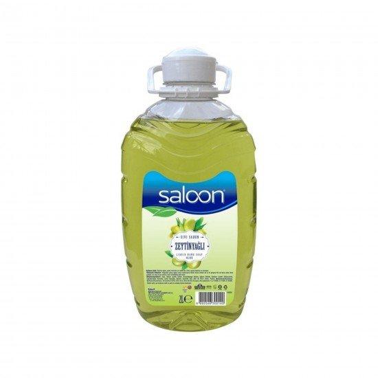 Saloon Sıvı Sabun Zeytinyağlı 2 LT