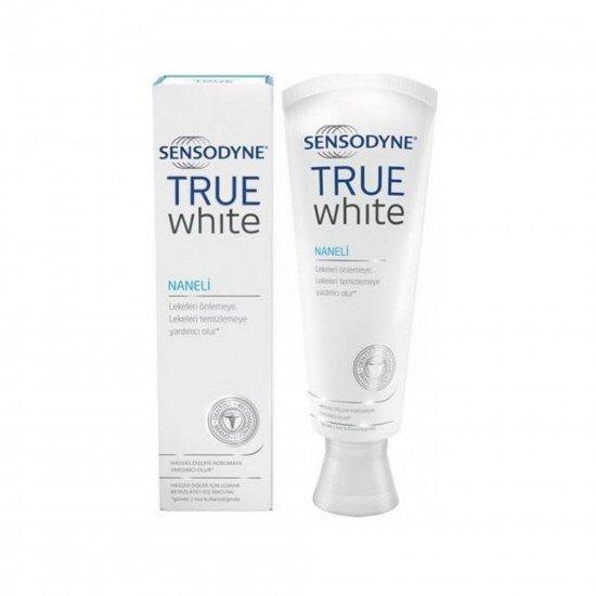 Sensodyne True White Naneli 75 Ml