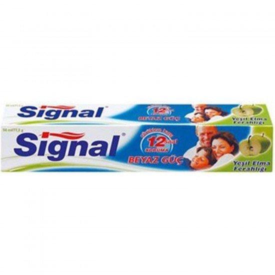 Signal Beyaz Güç Elma Diş Macunu 100 Ml