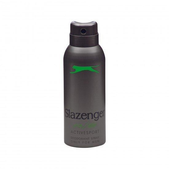 Slazenger Active Sport Yeşil Erkek Deodorant  150 ML