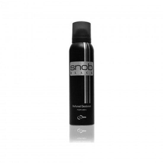 Snob Black Deodorant 150 ML