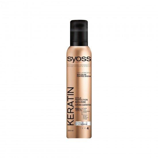 Syoss Keratin Saç Köpüğü 250 ML