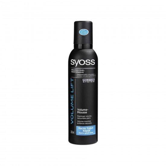 Syoss Volume Mousse Lift Extra Hacim Veren Saç Köpüğü 250 ML