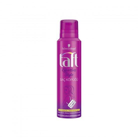 Taft Effortless Style Saç Köpüğü 150 Ml