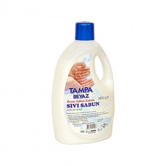 Tampa Beyaz Sabun Kokulu Sıvı Sabun 2500 Gr