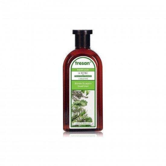 Tresan Bitki Özlü Şampuan Kepeğe Karşı Etkili 500ML