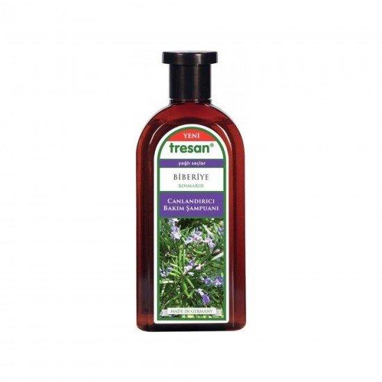 Tresan Şampuan Isırgan Otlu Yağlı Saçlar İçin Biberiye 500 ML