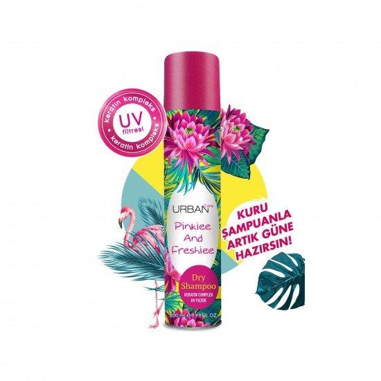 Urban Care Tatlı ve Çiçeksi Kokusuyla Ferahlık Sağlayan Kuru Şampuan 200 ml
