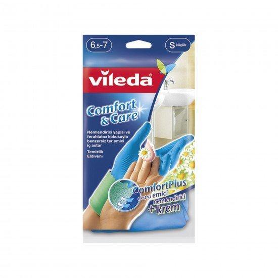 Vileda Comfort & Care Eldiven S 6.5-7