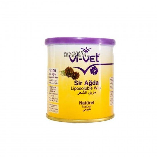 Vivet Sir Ağda Naturel 240 ML