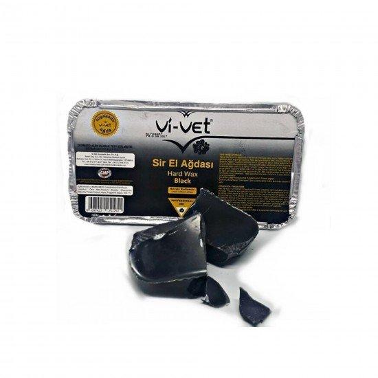 Vivet Siyah Ağda Sir El Ağdası Kalıp Ağda 500 ML