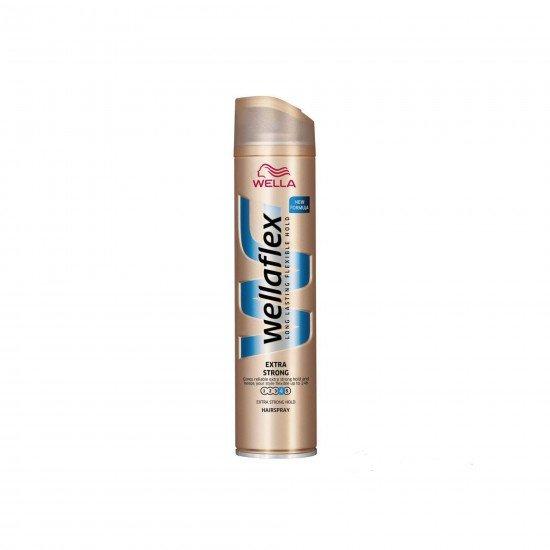 Wella Wellaflex Saç Spreyi Anında Hacim No 4 Güçlü 2x 250 ML