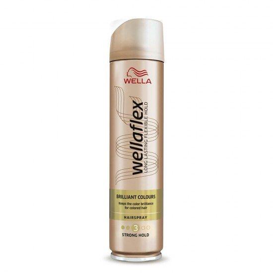 Wellaflex Boyalı Saçlar Saç Spreyi 250 Ml