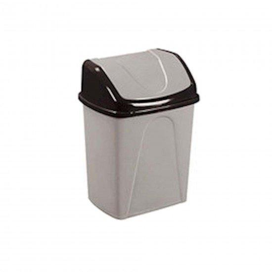 Zambak Plastik Eko Klik çöp Kovası 50 Lt