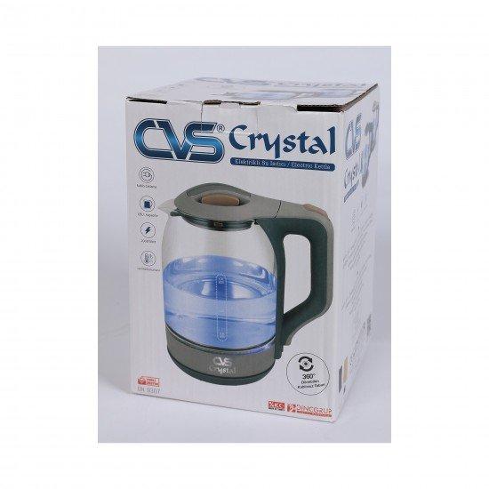 Cvs DN 9307 Crystal Elektrikli Cam Kettle