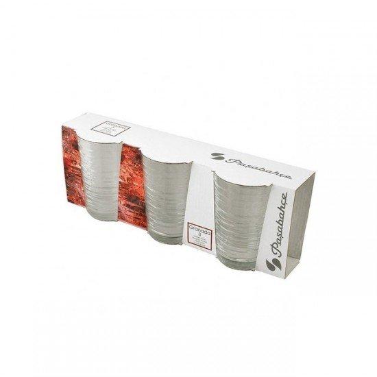 Paşabahçe 420072 Granada Bardak Su Bardağı 3lü 290 CC