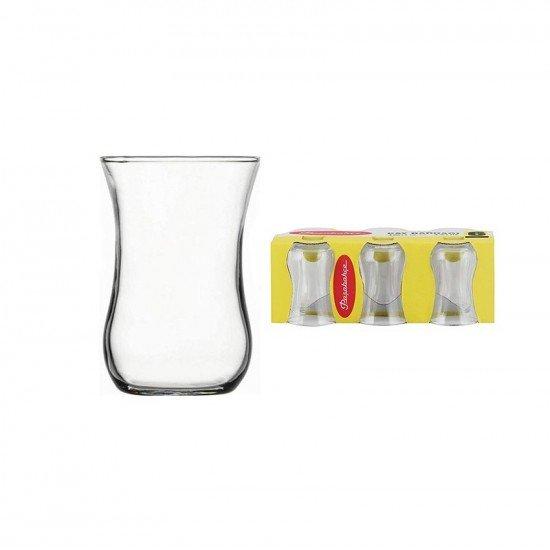 Paşabahçe Kandilli Çay Bardağı 6lı 90cc (42011)
