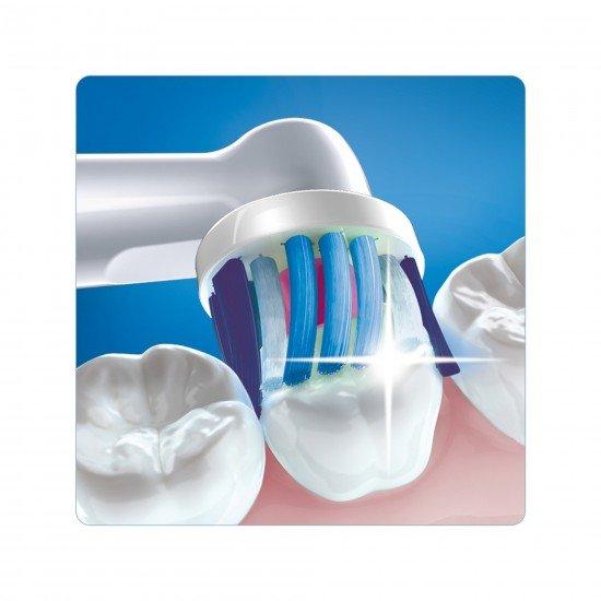 Oral-B Stages Çocuklar İçin Cars-Prenses Temalı Pilli Diş Fırçası