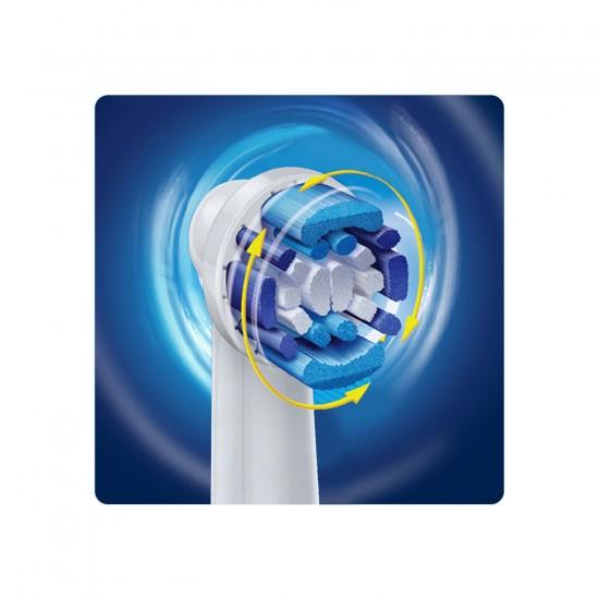 Oral-B Diş Fırçası Yedek Başlığı Precision Clean Anti Bakteriyel 8 Adet