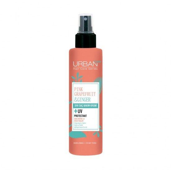 Urban Care Pembe Greyfurt ve Zencefil İçeren Dolgunlaştırıcı Sıvı Saç Bakım Kremi 200 ml