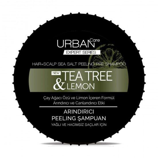 Urban Care Expert Tea Tree & Lemon Arındırıcı Peeling Şampuan 200 ml
