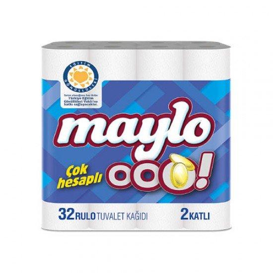 Maylo Ooo 2 Katlı Tuvalet Kağıdı 32li