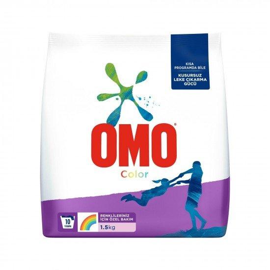 Omo Matik Color 1,5 kg 10 Yıkama