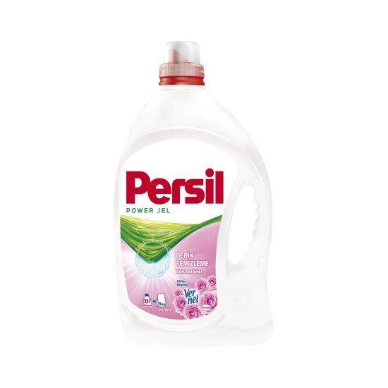 Persil Expert Jel Sıvı Çamaşır Deterjanı Vernel Gülün Büyüsü Kokulu 44 Yıkama 2310 ML