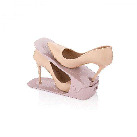 Qlux Dublex Ayakkabı Rampası