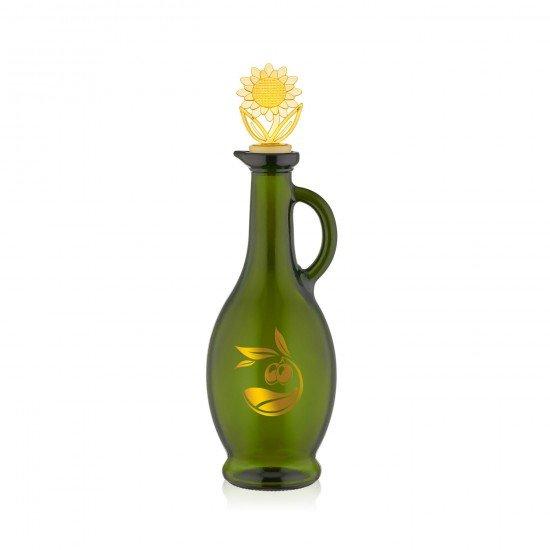 Qlux Flower Kulplu Yağlık 500 CC