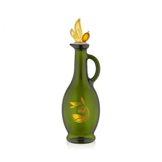 Qlux Olive Kulplu Yağlık 500 CC