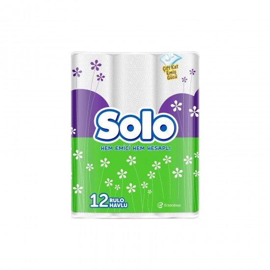 Solo Kağıt Havlu 12li