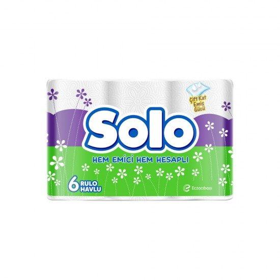 Solo Kağıt Havlu 6lı