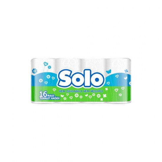 Solo Tuvalet Kağıdı 16lı