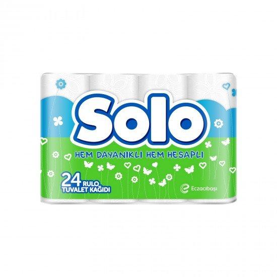 Solo Tuvalet Kağıdı 24lü
