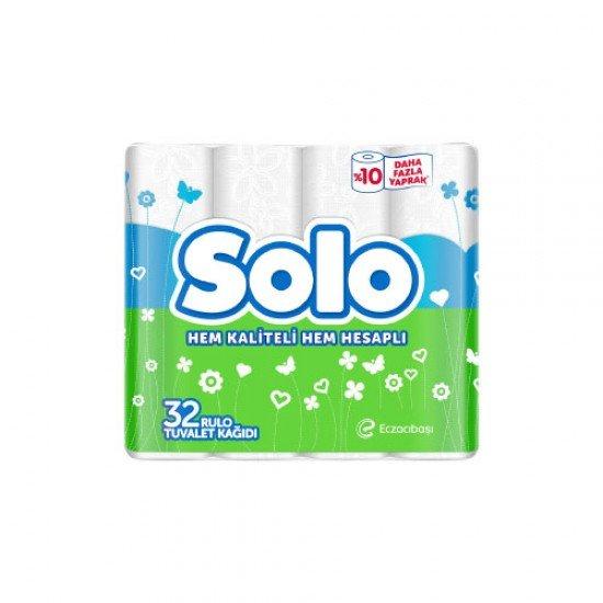 Solo Tuvalet Kağıdı 32li